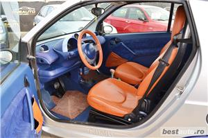 Smart fortwo an:2000=avans 0 % rate fixe = aprobarea creditului in 2 ore =autohaus vindem si in rate - imagine 7