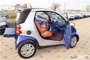 Smart fortwo an:2000=avans 0 % rate fixe = aprobarea creditului in 2 ore =autohaus vindem si in rate - imagine 16