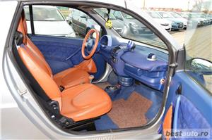 Smart fortwo an:2000=avans 0 % rate fixe = aprobarea creditului in 2 ore =autohaus vindem si in rate - imagine 14