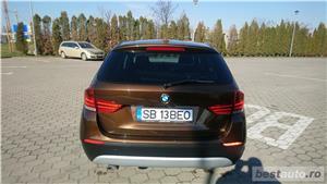Bmw X1 xDrive - trapa panoramica - imagine 6