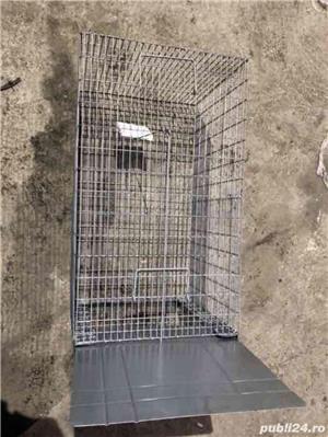 Capcana vulpiță,pisici ,șobolani,dihori,vidre NOU - imagine 9