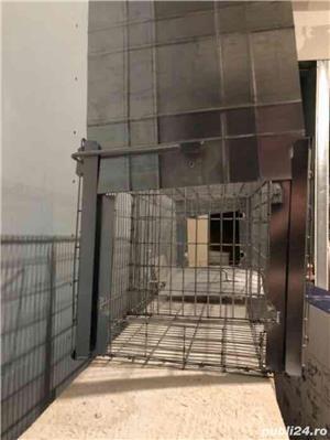 Capcana pisici,dihori,etc cu doua intrari/ 100 cm Conditie:  Produs nou 2019 - imagine 3