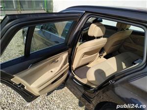 Bmw Seria 5 525d F11 automat euro5 parc auto  - imagine 9