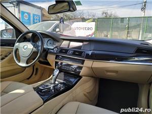 Bmw Seria 5 525d F11 automat euro5 parc auto  - imagine 10