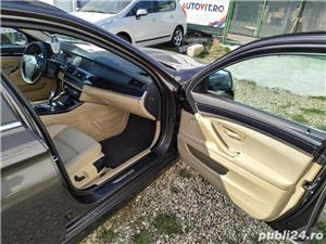 Bmw Seria 5 525d F11 automat euro5 parc auto  - imagine 11