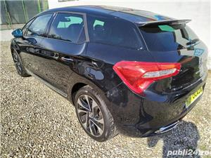 CITROEN DS5 2.0HDI 160CP EURO5 AUTOMAT PANORAMIC JANTE PIELE RATE .  - imagine 4