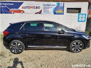 CITROEN DS5 2.0HDI 160CP EURO5 AUTOMAT PANORAMIC JANTE PIELE RATE .  - imagine 8