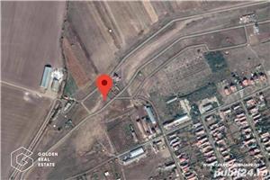 Teren intravilan, Horia, 1418 mp, împărțit în trei parcele - imagine 3
