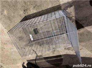 Capcana vulpiță,pisici ,șobolani,dihori,vidre NOU - imagine 7