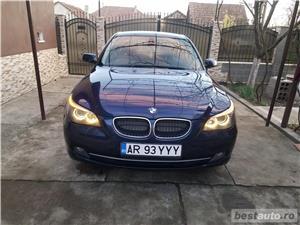 BMW 520d facelift/177cp/automata/joystick/piele/2008 - imagine 1