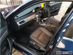 BMW 520d facelift/177cp/automata/joystick/piele/2008 - imagine 3