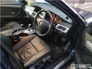BMW 520d facelift/177cp/automata/joystick/piele/2008 - imagine 2