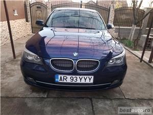 BMW 520d facelift/177cp/automata/joystick/piele/2008 - imagine 9