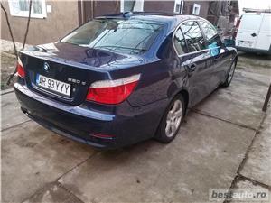 BMW 520d facelift/177cp/automata/joystick/piele/2008 - imagine 6
