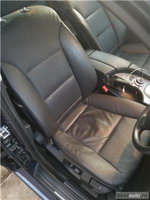 BMW 520d facelift/177cp/automata/joystick/piele/2008 - imagine 12