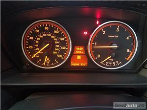 BMW 520d facelift/177cp/automata/joystick/piele/2008 - imagine 14