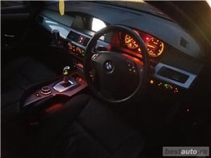 BMW 520d facelift/177cp/automata/joystick/piele/2008 - imagine 16