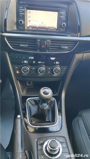 Mazda 6/navi/bluetooth/aux/usb/euro6/full de dotari - imagine 6