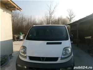 Opel vivaro - imagine 4