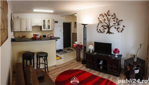 2 camere cu curte proprie, mobilat/utilat - imagine 5