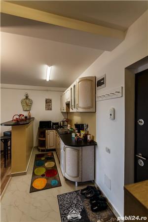 2 camere cu curte proprie, mobilat/utilat - imagine 6