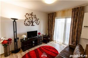 2 camere cu curte proprie, mobilat/utilat - imagine 3