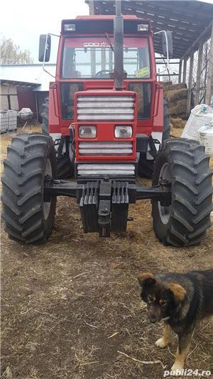 Tractor Fiat 1580DT condiții excelente - imagine 1
