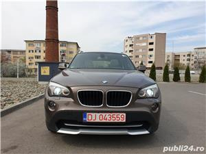 BMW X1, xDrive, 20d, X-Line - imagine 12