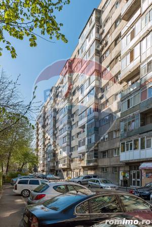 Apartament cu 2 camere zona linistita aproape de Cora Pantelimon - imagine 17