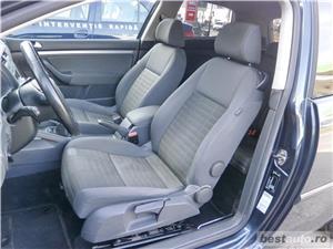 "VW GOLF 5 ""Sport Edition"" - 2.0 TDIvanzare in RATE FIXE cu avans 0%.  - imagine 11"