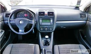 "VW GOLF 5 ""Sport Edition"" - 2.0 TDIvanzare in RATE FIXE cu avans 0%.  - imagine 9"