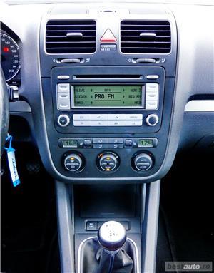 "VW GOLF 5 ""Sport Edition"" - 2.0 TDIvanzare in RATE FIXE cu avans 0%.  - imagine 10"