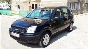 Ford Fusion 1.4 diesel, AC, Impecabila, Import Germania - imagine 2