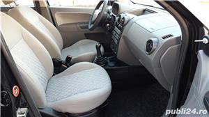 Ford Fusion 1.4 diesel, AC, Impecabila, Import Germania - imagine 6