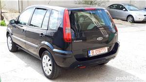 Ford Fusion 1.4 diesel, AC, Impecabila, Import Germania - imagine 3