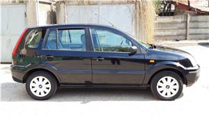 Ford Fusion 1.4 diesel, AC, Impecabila, Import Germania - imagine 1
