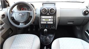 Ford Fusion 1.4 diesel, AC, Impecabila, Import Germania - imagine 4