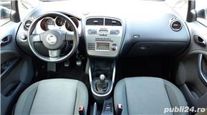 Seat Altea 2.0 Tdi, 140 CP, IMPECABILA, Import recent - imagine 4