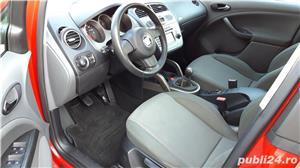 Seat Altea 2.0 Tdi, 140 CP, IMPECABILA, Import recent - imagine 5
