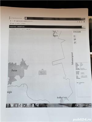 Vand teren arabil in Pecica - imagine 1