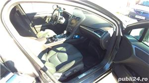 Ford Mondeo TITANIUM, cu motor 2.0L, TDCi, 180 CP, 400 NM, 6 viteze.  - imagine 8
