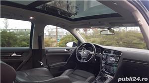Vw Golf 7 /panoramic /masaj/xenon /150cp - imagine 13