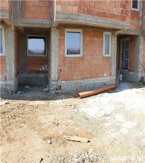 Comision 0! casa P+M, 3 camere, 2 bai, curte proprie, Selimbar - imagine 8