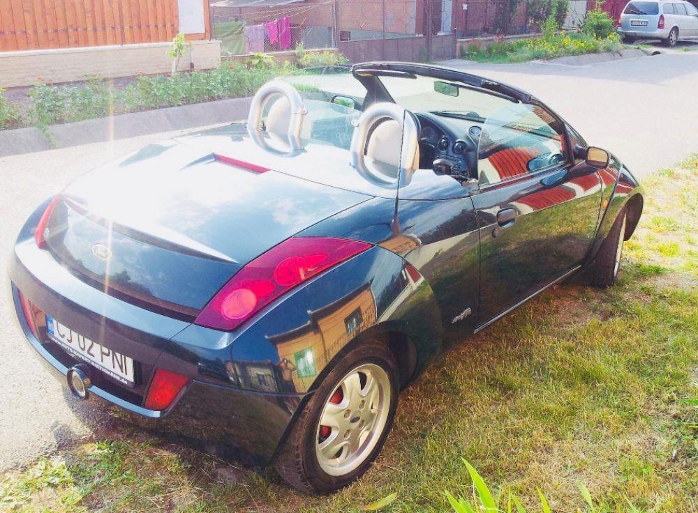 Ford Streetka Cabrio - imagine 2