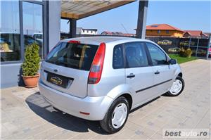 Ford fiesta an:2004 =AVANS 0 % RATE FIXE =  Aprobarea creditului in 2 ore=AUTOHAUS vindem si in Rate - imagine 5