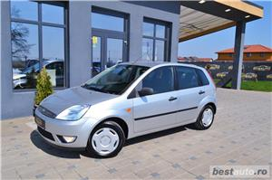 Ford fiesta an:2004 =AVANS 0 % RATE FIXE =  Aprobarea creditului in 2 ore=AUTOHAUS vindem si in Rate - imagine 1