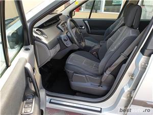 Renault scenic,AVANS 0,RATE FIXE,motor 1900 cmc,Diesel,131 CP,Model 7 locuri - imagine 3
