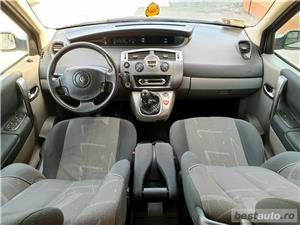 Renault scenic,AVANS 0,RATE FIXE,motor 1900 cmc,Diesel,131 CP,Model 7 locuri - imagine 4