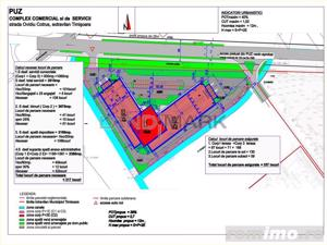 Teren pentru centru comercial de vanzare in zona Freidorf - imagine 3
