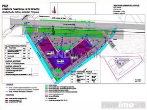 Teren pentru comercial servicii de vanzare in zona Freidorf - imagine 2